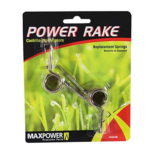 MaxPower 330105 Rasenmäher Ersatzteile, schwarz