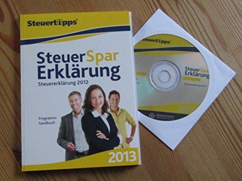 Akademische Arbeitsgemeinschaft Steuer-Spar-Erklärung 2013, Win, Deutsch