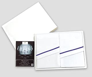 MINERVA HOME Japanese Professional/Hospitality Glass Towels Set (2pcs)