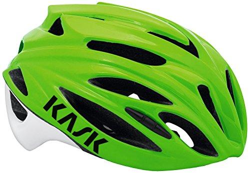 Kask Rapido - Casco da strada, verde (verde), 52 cm - 58 cm