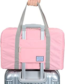 Arxus Travel Lightweight Waterproof Foldable Storage Carry Luggage Duffle Tote Bag