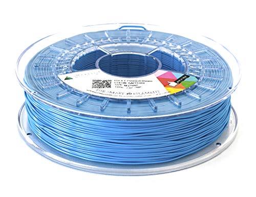 smartfil, smflx0bl1a033, filamento elastico E flessibile per stampante 3d, 1.75mm, 330G, Sapphire