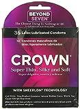 Okamoto Crown Condoms, 36 Condoms