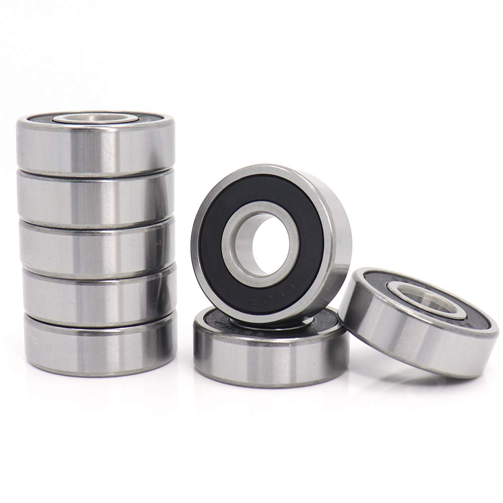 Donepart 6201RS Bearings 12mm ID 32mm Width OD Spee Superior High 10mm C3 Cheap SALE Start