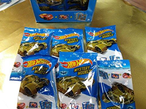 Mattel R9105 Hot Wheels World Race - Coches (1 unidad, escala 1:64)