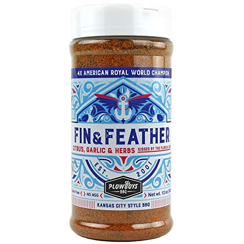 Plowboys BBQ Fin and Feather Seafood & Poultry Rub
