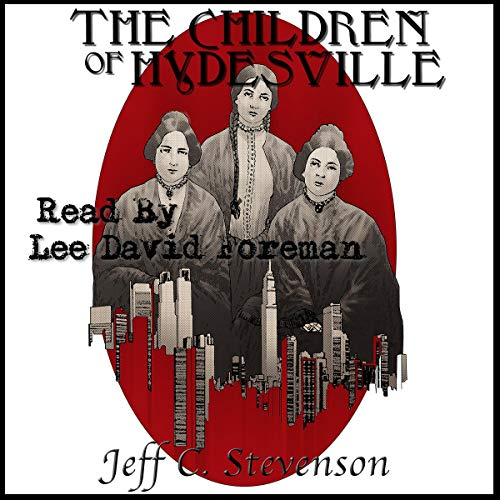 The Children of Hydesville cover art