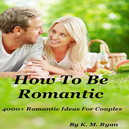 How to Be Romantic audiobook cover art