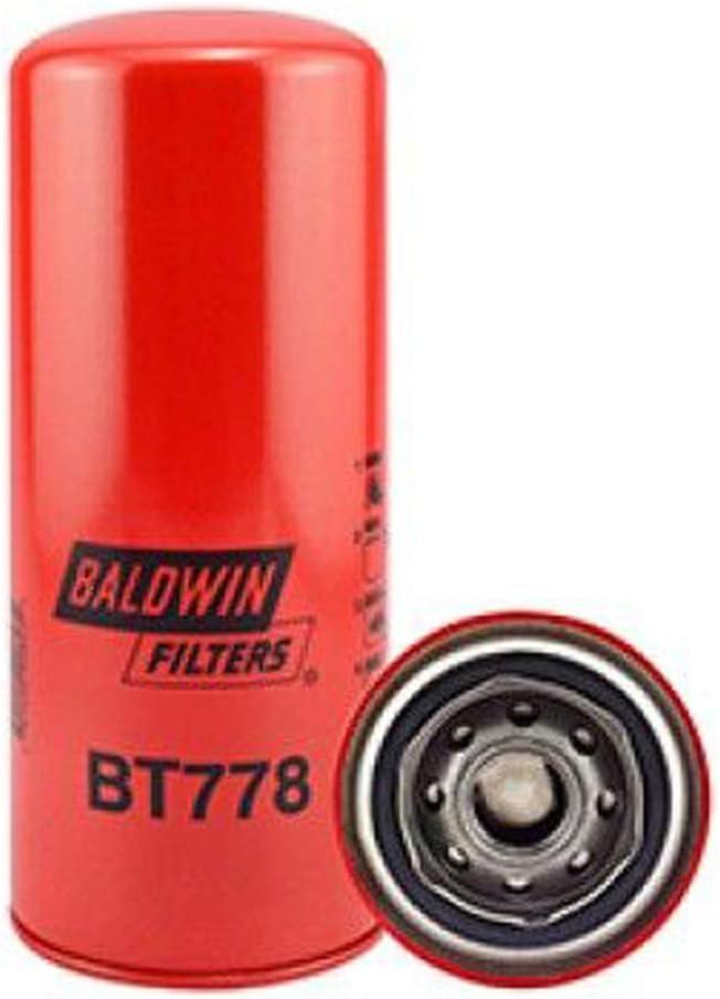 Baldwin Filters BT778 Heavy Duty Hydraulic Filter 16 New York Mall Regular store 3-11 x 8-2