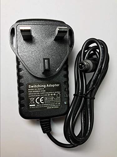 Pure 6V AC Adaptor KSAD0600200W1UV-1 for PURE Evoke Flow/Evoke Mio/Evo DAB...