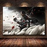 Poster Ghost of Tsushima Das Spiel der Plakate und Drucke