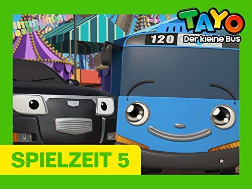 Tayo Spielzeit 5 - Der kleine Bus geht nach Amerika 2