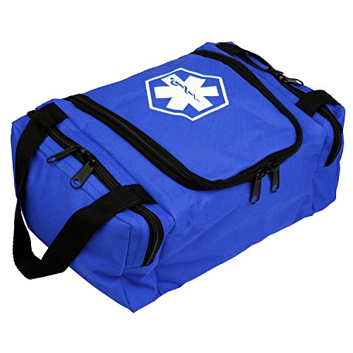 Dixie EMS Dixigear Empty First Responder II Bag - Blue