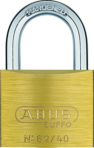 ABUS 26905 9 Vorhangschloß-Set Zahle 2, 3 Serie 62/40 Triples