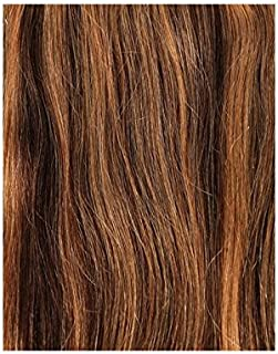 Beauty Works 100% Remy Colour Swatch Hair Extension - Blondette 4/27 (Pack of 6) - 4/27 - 美しさは、100%レミーの色見本ヘアエクステンションの作品 x6 [並行輸入品]