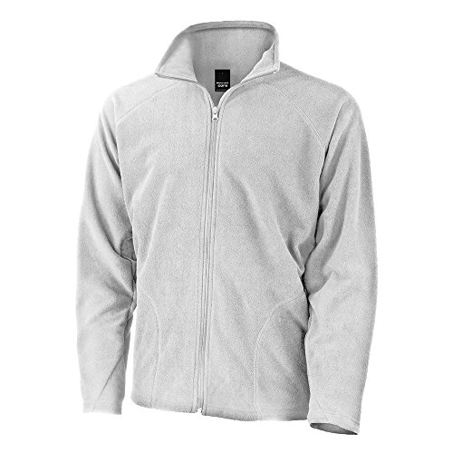 Result - Micron Fleecejacke Men 3XL,White