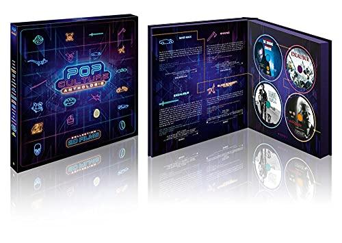 POP CULTURE ANTHOLOGY 20 FILMS CULTES DVD/BR [Édition Limitée collector]