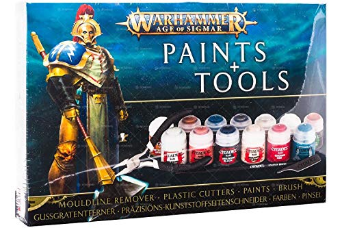 Games Workshop Citadel Hobby Warhammer AoS Soul Wars – Essentials/Build & Paint