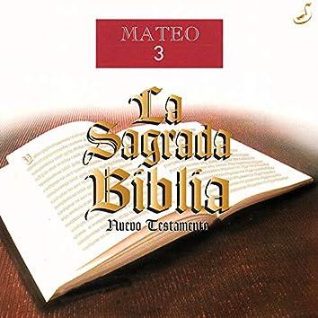 La Sagrada Biblia: Mateo 3 (Nuevo Testamento)