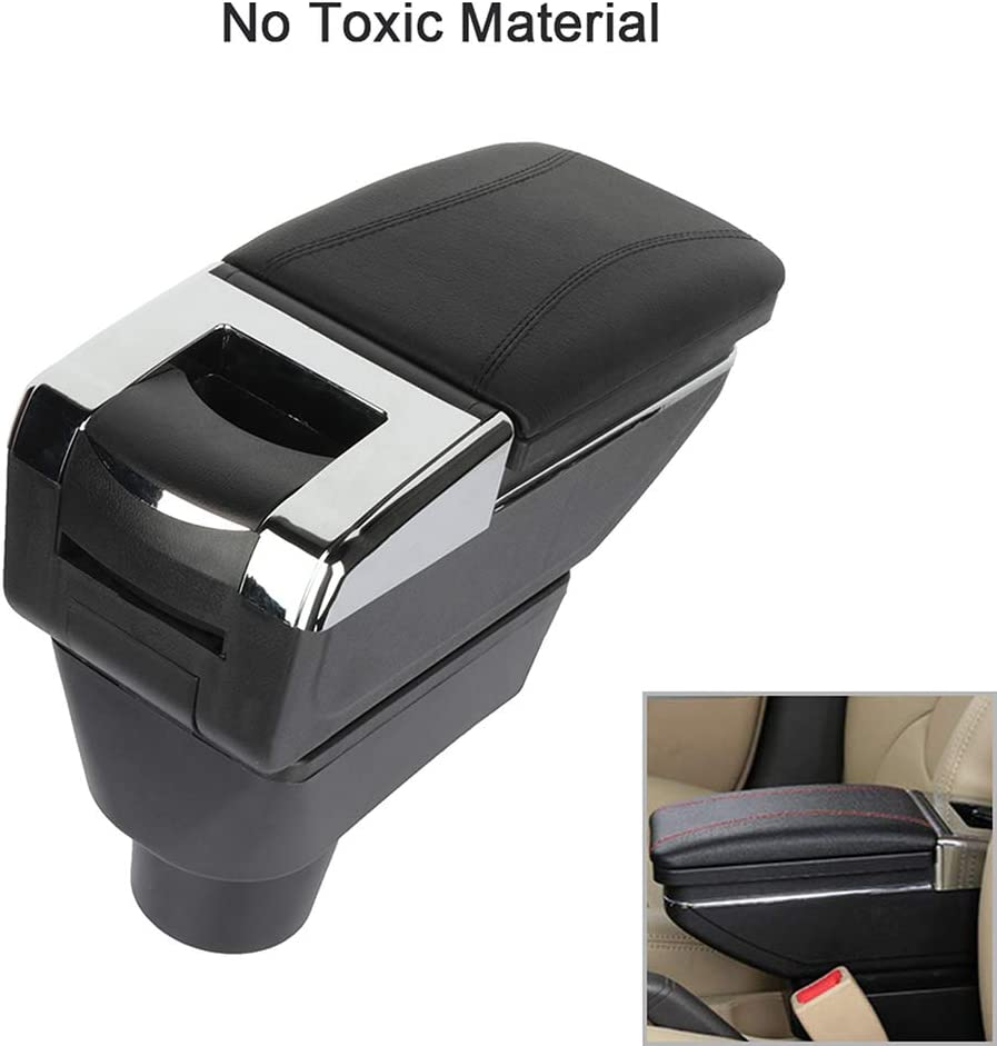ANPART Center Console Armrest Repair Popularity Replacement Storage National uniform free shipping Box for