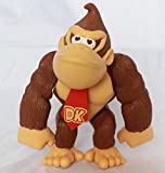 Super Mario Bros Brothers - Donkey Kong Action Figures Collection 6'