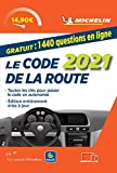 Code de la Route Michelin 2021