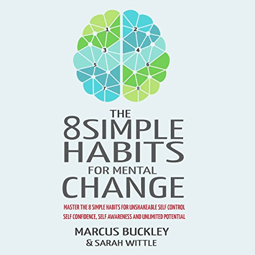 The 8 Simple Habits for Mental Change audiobook cover art