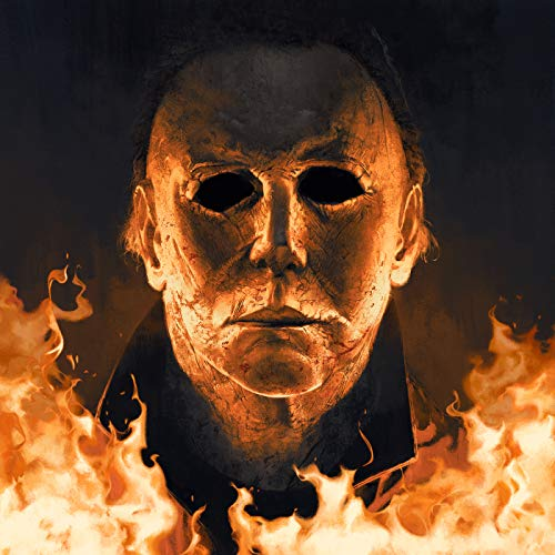 Süßes oder Saures The Curse Of Michael Myers Halloween 6 Erwachsene Kostüm Maske