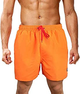 e74ecfaa1104 Amazon.es: Naranja - Pantalones cortos deportivos / Ropa deportiva: Ropa