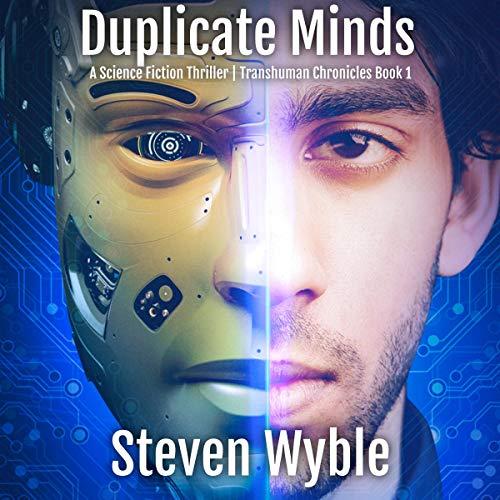 Duplicate Minds: A Science Fiction Thriller Titelbild