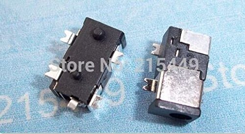 Davitu Electrical Equipments Supplies - 10pcs/lot 0.7mm ROHS DC Power Jack socket for tablet notebook