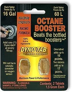 Dyno-tab 45432 HP Octane Booster 2-tab Card