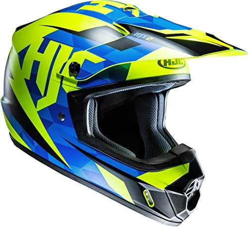 Casco cruzado HJC CS MX Dakota mate MC25SF, XL