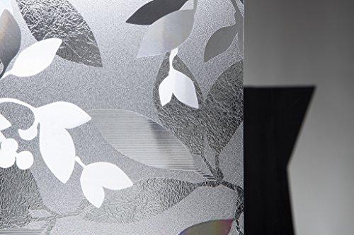 Statische vensterfolie Spring in 90 cm breed folie privacy film (meter)
