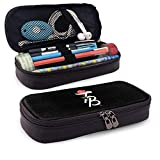 Estuches funcionales papelería alta capacidad bolsas de pluma bolsa titular maquillaje bolsa para la escuela oficina caja portátil Rose Tessa Brooks