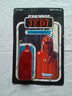 Star Wars Return of the Jedi Emperor's Royal Guard 1983 Action Figure