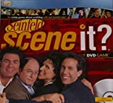 Seinfeld Scene It Game With DVD TV Trivia Questions