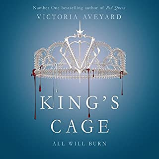 King's Cage cover art