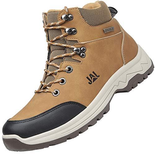 Brfash Chaussures de Randonnée pour Hommes en Plein...