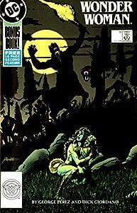 Wonder Woman (1986-) #18
