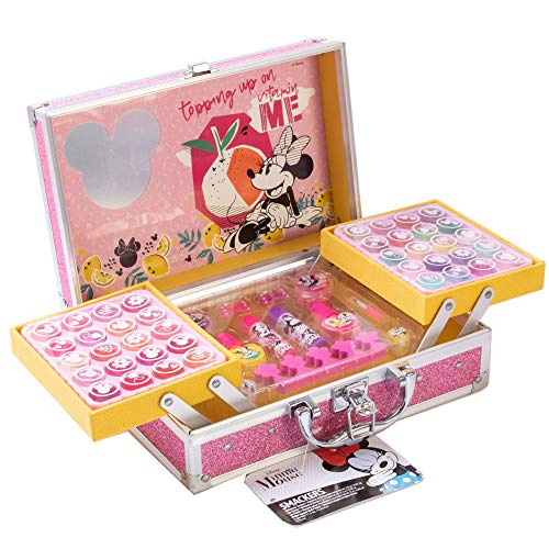 Smackers Disney Minnie Mouse Train Case 1.78 pounds, 28.48 Ounce