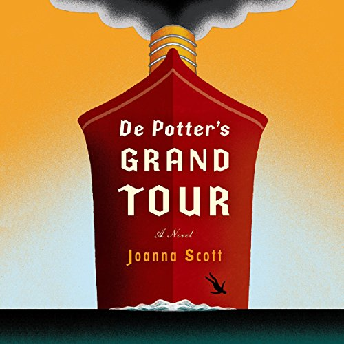 De Potter's Grand Tour audiobook cover art