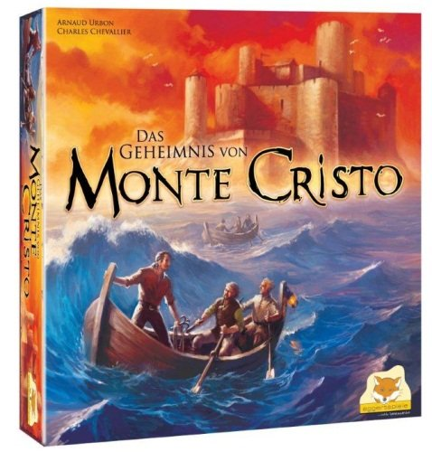 Eggertspiele 55114 - Monte Cristo