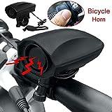 HONG YU 123 dB de Altos decibeles Loud Bell de la Bici Bicicleta de Ciclo del Manillar Campanas de Anillo eléctrica Bisiklet Cuerno Sirena de Alarma Calentamiento la Seguridad de Marcha