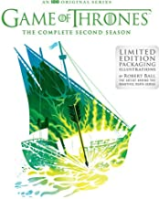 Game of Thrones: S2 (RobertBall/DVD)
