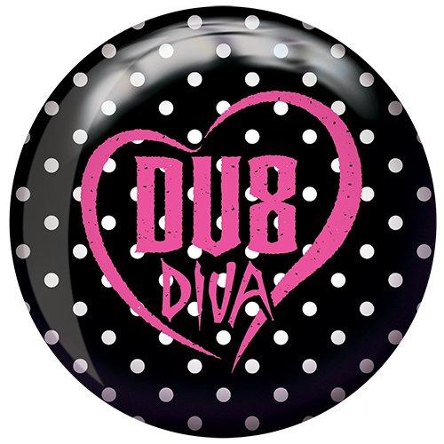 DV8Diva Spare Bowling Ball