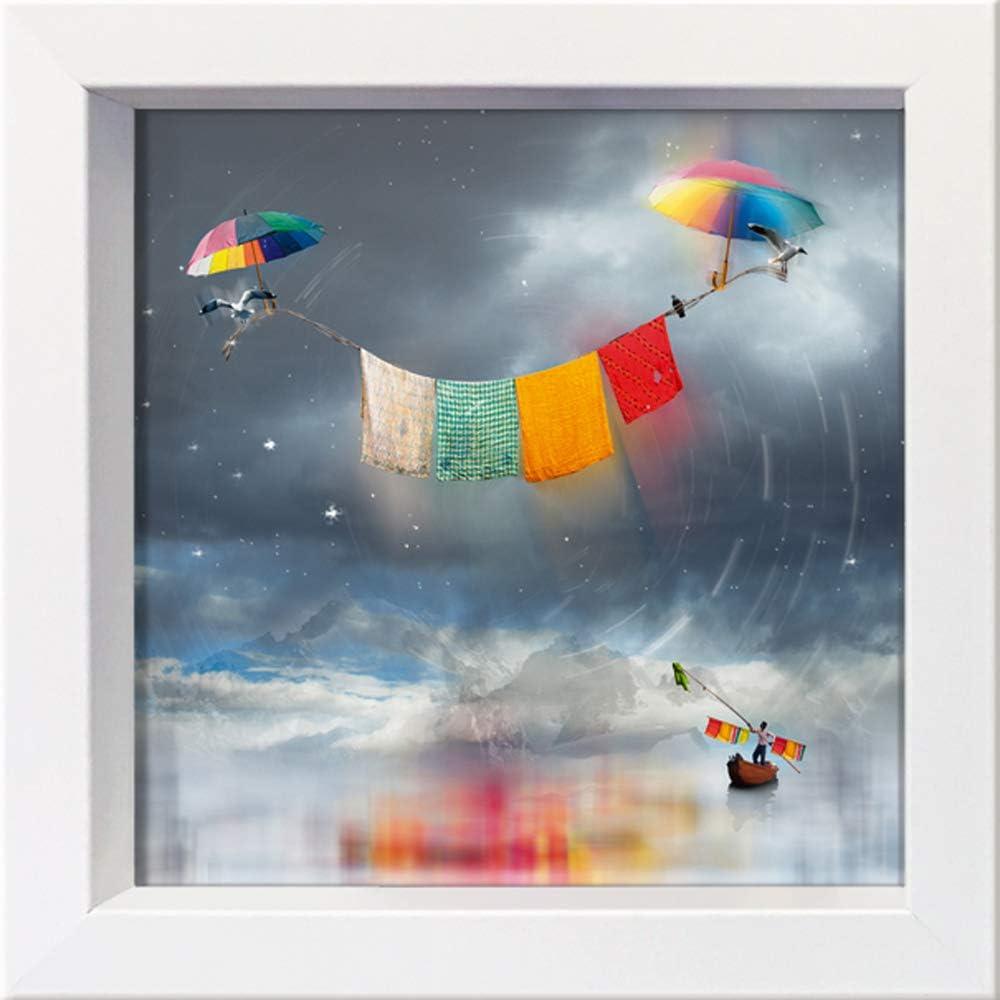 International Graphics Framed Now free shipping Postcard - High order MAILO S VAREILLES M-L