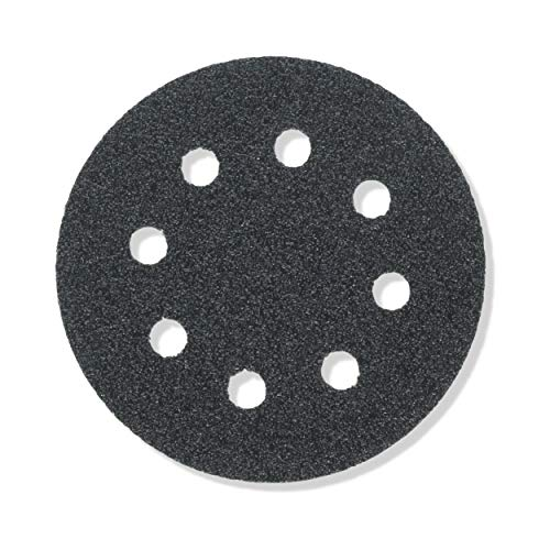 Fein - Discos para lijadora (115 mm, grano 120, 16 unidades)