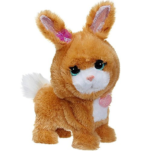 FurReal Friends Woodland Sparkle Bopsy My Bouncin' Bunny
