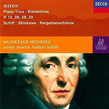 Haydn: Piano Trios Nos. 25, 40, 42 & 44